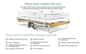 J Bed Micro E Pocket Small Double Diagram