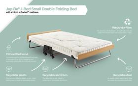 J Bed Micro E Pocket Small Double Materials Diagram