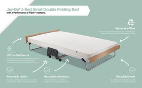 J Bed Performance E Fibre Small Double Materials Diagram