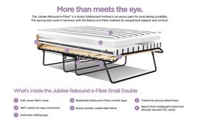 Jubilee Rebound E Fibre Small Double Diagram