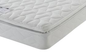 Layezee Comfort Memory Pillow Top Corner