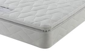 Layezee Comfort Pillow Top Mattress Corner