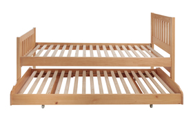 Lena Guest Bed Pine Side