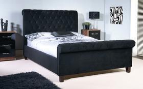 Limelight Orbit Bed Frame Black