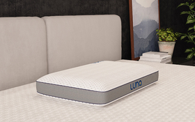Luna Gel Memory Pillow Roomset