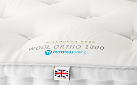 Millbrook Beds Ortho 1000 Label