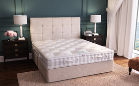 Millbrook Beds Wool Luxury 1000 Bedroom