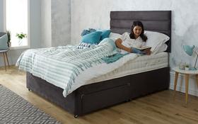Millbrook Beds Wool Luxury 1000 Model 10