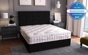 Millbrook Beds Wool Luxury 4000 Bedroom Top10