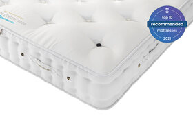 Millbrook Beds Wool Luxury 4000 Corner Top10