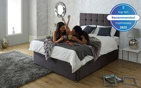 Millbrook Beds Wool Luxury 4000 Model 4 Top10