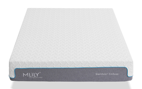 Mlily Bamboo Plus Deluxe Mattress Front