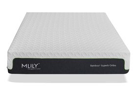 Mlily Bamboo Plus Superb Ortho Mattress Front