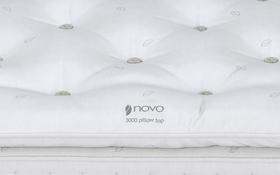 Novo 3000 Pillow Top Label 2019