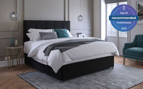 Novo 5000 Pillow Top Full Roomset Dressed 2019 Top10