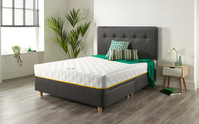 Relyon Bee Relaxed Mattress Bed Room