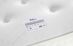 Relyon Classic Natural Supreme Mattress Label