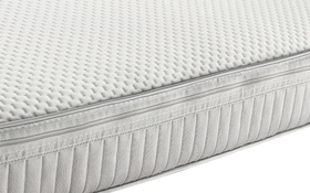Relyon Classic Sprung Cot Bed Mattress Side