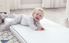 Relyon Classic Sprung Cot Bed Mattress Toddler