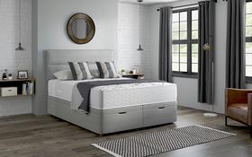 Relyon Comfort Pure 1600 Pocket Latex Mattress Divan Bed Room
