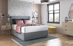 Relyon Comfort Pure 650 Mattress Divan Bed Room