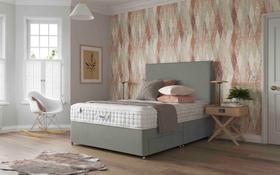 Relyon Hurley Memory Pocket 1500 Diven Bed Roomshot