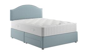 Relyon Natural Luxury 1000 Pocket Mattress Divan Bed