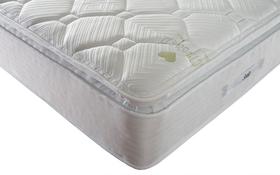 Sealy Activsleep Geltex 2800 Pocket Euro Top Mattress Corner