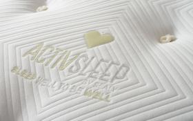 Sealy Activsleep Pocket 1800 Memory Mattress Closeup