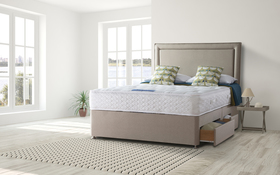 Sealy Millionaire Orthopaedic Divan Bed Roomset
