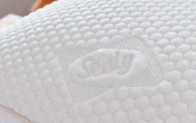 Sealy Pocket Springback Pillow Cover Detail