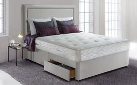 Sealy Posturepedic Jubilee Memory Ortho Divan Bed Roomshot