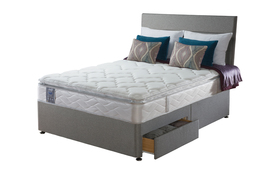 Sealy Posturepedic Pearl Luxury Divan Bed