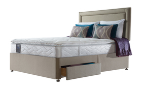 Sealy Posturepedic Pearl Luxury Divan