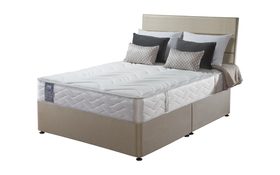 Sealy Posturepedic Pearl Memory Divan Bed