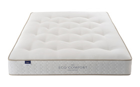 Silentnight Amsterdam Miracoil Mattress Full Front