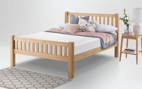 Silentnight Comfortable Foam Mattress Room