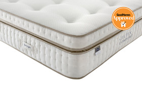 Silentnight Geltex Ultra 3000 Mirapocket Mattress Corner