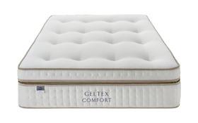 Silentnight Geltex Ultra 3000 Mirapocket Softer Mattress Front