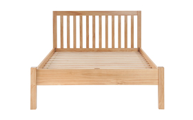Silentnight Hayes Wooden Bed Frame Front