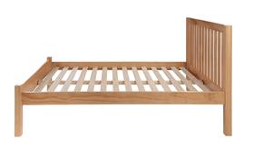 Silentnight Hayes Wooden Bed Frame Side