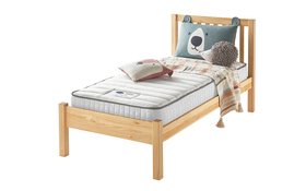 Silentnight Healthy Growth 600 Mirapocket Bed Cut Out Angle