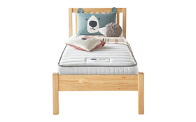 Silentnight Healthy Growth 600 Mirapocket Bed Cut Out Front