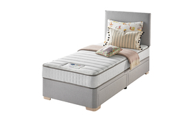 Silentnight Healthy Growth Miracoil Bed Cut Out Angle