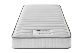 Silentnight Healthy Growth Miracoil Mattress Cut Out Front