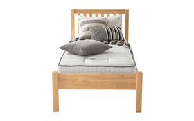 Silentnight Healthy Growth Traditional Sprung Bed Front