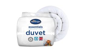 silentnight hollowfibre duvet packaging