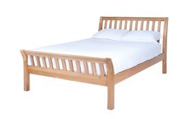 Silentnight Lancaster Oak Bed