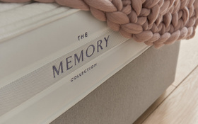 Silentnight London 2000 Memory Mattress Border