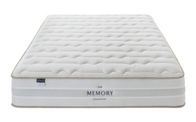Silentnight London 2000 Memory Mattress Full Front
